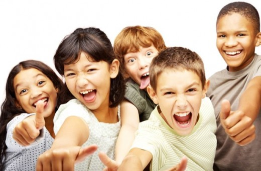 Did you know that the average child smiles over 200 times a day?