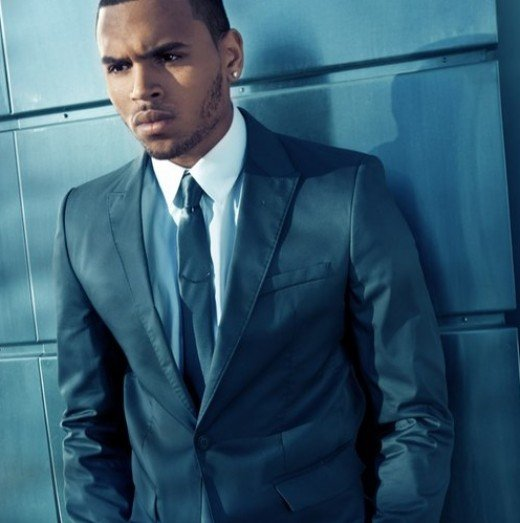 Music industry comparisons of Brian and his style is that of Chris Brown when he first started out.