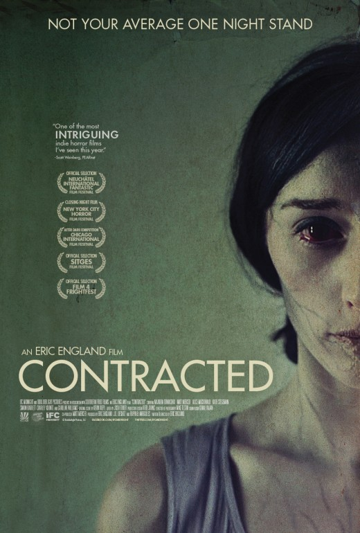 Contracted (Sitges Festival) Movie Poster