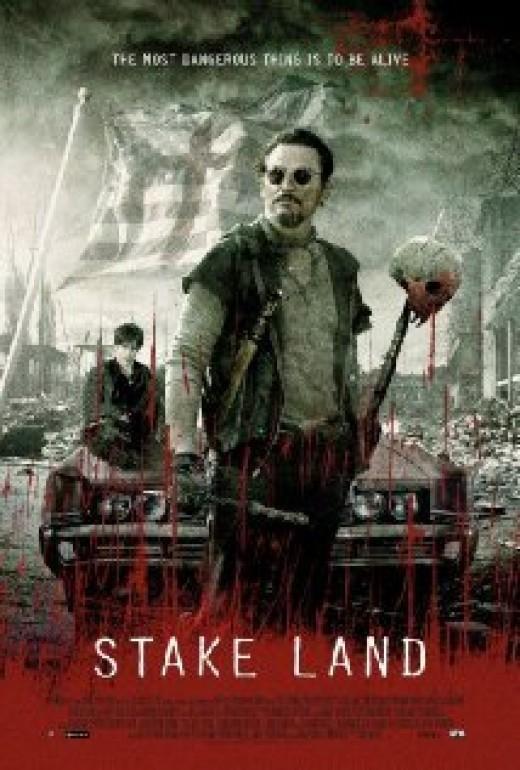 Stake Land (Toronto) Movie Poster
