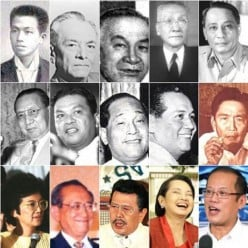 List Of The Philippine Presidents (Part III - The Third Five)