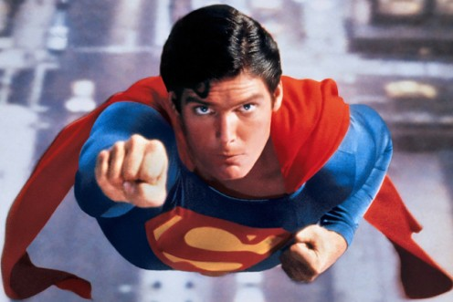 The late Christopher Reeve did a great job portraying Superman