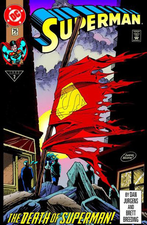 Superman fans, remember this debacle