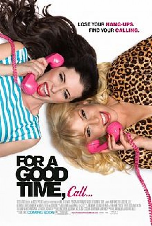 For A Good Time Call (Sundance) Movie Poster