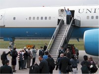Air Force One is the most-important plane in the world