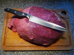 Simple Beef Stroganoff