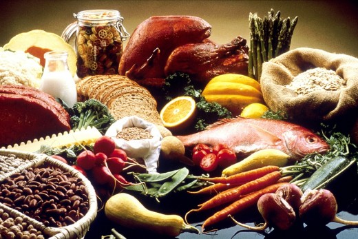 Eat healthy, live healthy