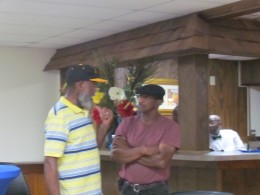 Levonne Graves, attended this event as well. He served as Magistrate for numerous years.