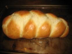 3 Strand Callah Bread