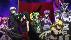 Anime Reviews: Akame Ga Kill!