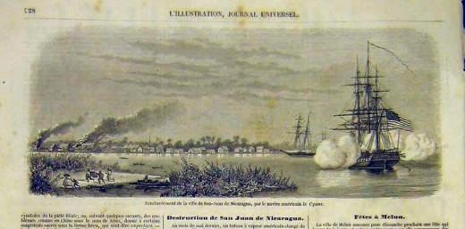 Bombardment of San Juan del Norte
