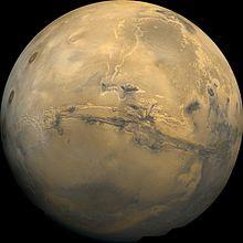 Mars from Viking 1, 1980