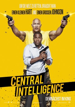 Central Intelligence is a Whip-Smart Buddy Comedy That Will Have You in Stitches