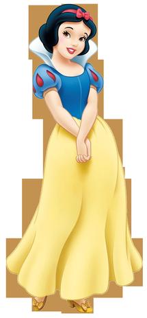 Disney version of Snow White