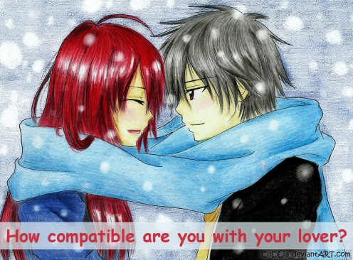 How compatible are you with your lover?
