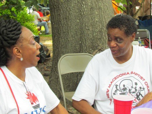 Dorothy Jackson, spoke with Doris about growing up in our hometown of Mullins, SC.