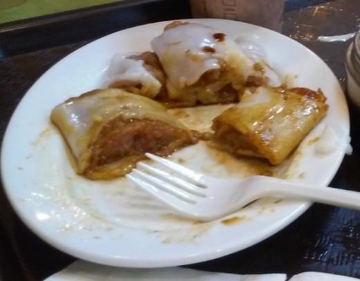Chopped ngau cheong