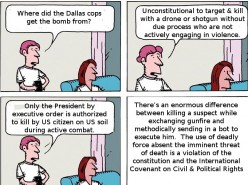 The Normality Of Execution By Cop