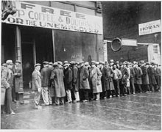 One of the positives to take away from Al Capone's career was his involvement with the community, his sympathy for the poor immigrants of Chicago is pretty admirable for a mafia boss, and his soup kitchens were a big help.