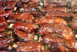 Yummy Oven Baked Barbecue Rib