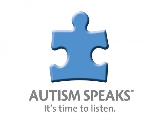 Logo of the group of advocates known as: Autism Speaks