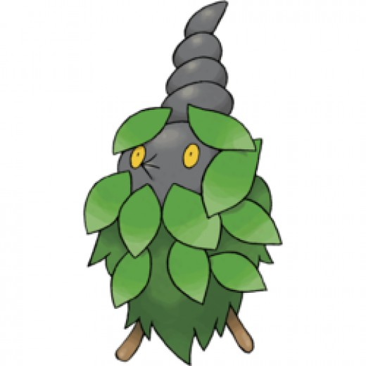 Burmy (plant cloak)