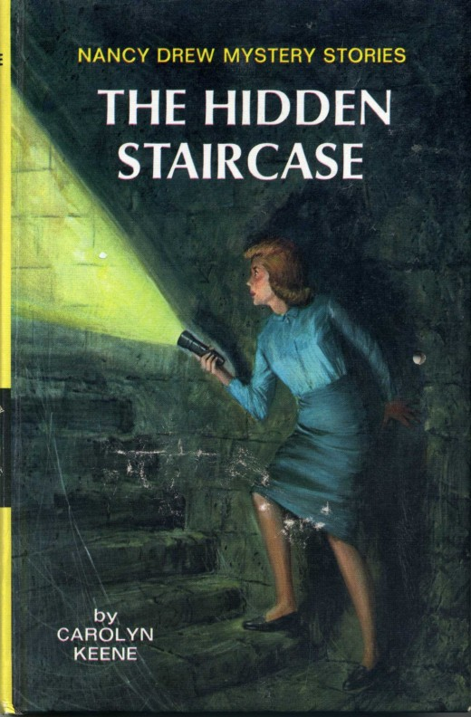 The first ever Nancy Drew story
