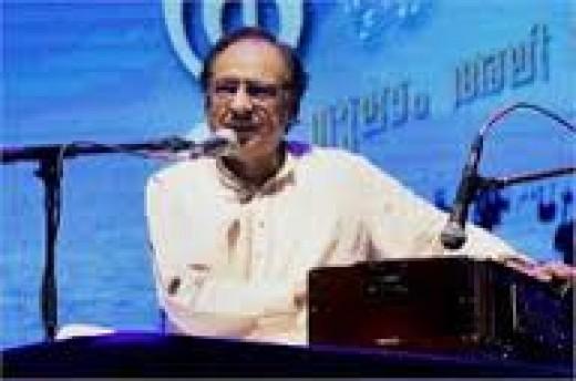 Ghulam Ali--The Ghazal singer
