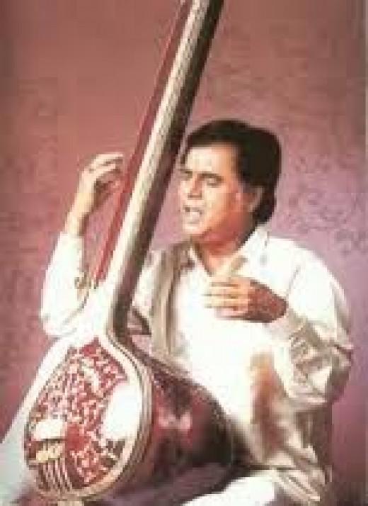 Jagjit Singh--The Ghazal king