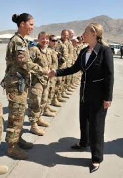 Can Hillary be a good commander in chief