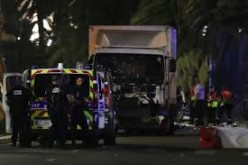 Another terror attack , this one in Nice France !