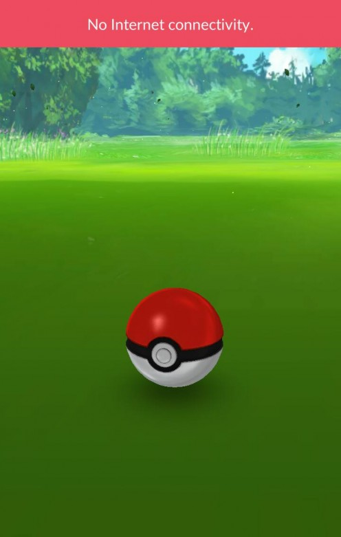 On occasion, Pokemon Go! will crash or the server will go down right when you've captured a Pokemon. In most cases you can get it back, but sometimes you just lose that Pokemon. This can really suck if it's a Pokemon you've been after for a while.
