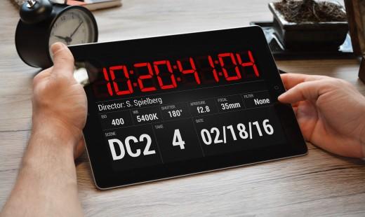 Digital Clapper's UI interface
