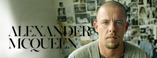 Alexander McQueen, the late famous Fashion Designer