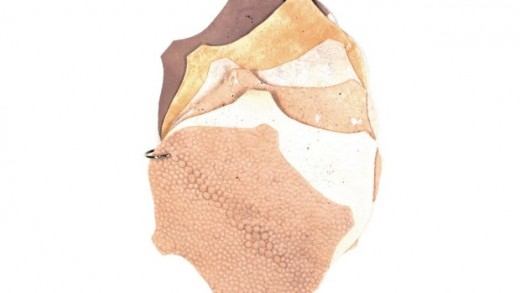 Prototypes of human leather