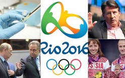 The Olympic Wars 2016: a Psychological Battle in the Informational War