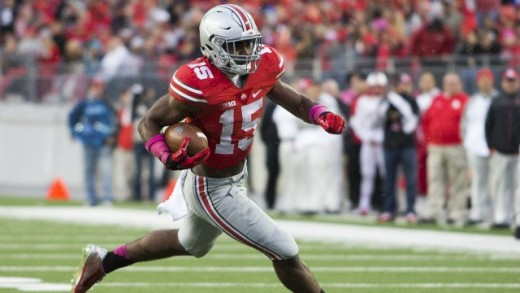 Ezekiel Elliot, RB, Ohio State