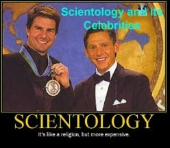 5 Celebrities Who Belong to the Controversial Religion, Scientology