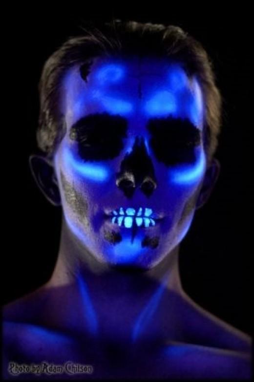 Bluish-Skinned Creatures or People!?