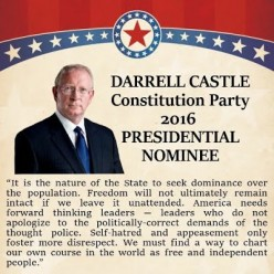 Why you should vote for the Constitution Party