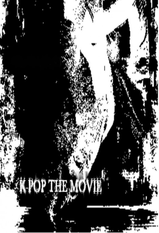 K-Pop The Movie poster as seen on IMDB