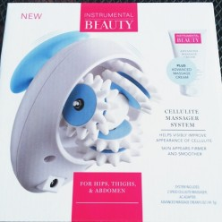 Get rid of cellulite at home with Instrumental Beauty Cellulite Massager (product review)