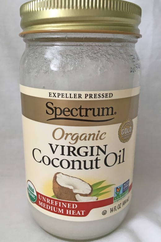 If your thin hair is also dry, Organic Coconut Oil is a natural way to keep it soft and supple.