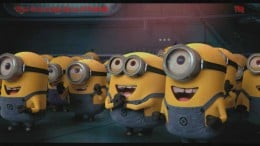 Despicable Me, Despicable Me 2 & the spin-off, Minions: Despicable Me with a global gross of more than $543 million, Despicable Me 2 with a global gross of more than $970 million, and Minions with a global gross of more than $1.1 billion