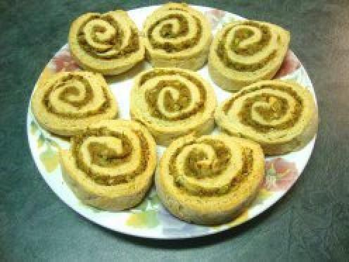Turkey Spirals