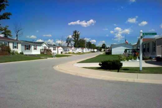 Choose a mobile home neighborhood that is right for you.