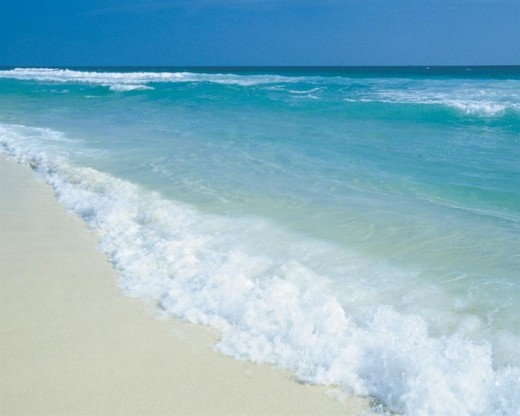 Vacationing in Panama City Beach is a great way to experience paradise.