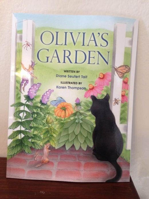 Fun read aloud to add to the gardening experience