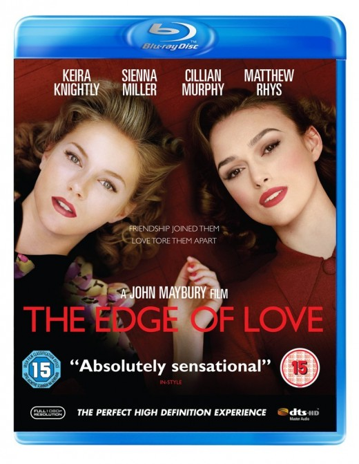 Keira Knightley Movies List | The Edge of Love (2008)