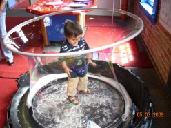 How to Have Fun-Make Big Bubbles